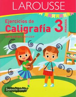 EJERCICIOS DE CALIGRAFIA 3 PRIMARIA