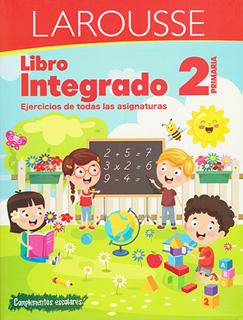 LIBRO INTEGRADO 2 PRIMARIA (GUIA ESCOLAR)