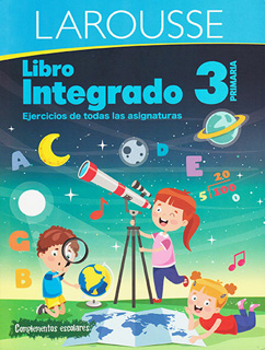 LIBRO INTEGRADO 3 PRIMARIA (GUIA ESCOLAR)