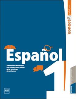 ESPAÑOL 1 SECUNDARIA (CONECTA PALABRAS)