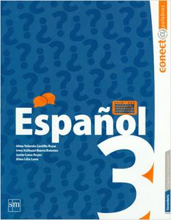 ESPAÑOL 3 SECUNDARIA (CONECTA PALABRAS)
