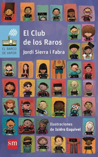 EL CLUB DE LOS RAROS. INCLUYE LICENCIA LORAN...