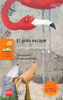 EL GRAN ESCAPE (SERIE NARANJA)