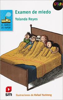 EXAMEN DE MIEDO. INCLUYE LICENCIA LORAN (SERIE...