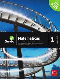 MATEMATICAS 1 SECUNDARIA (SAVIA)