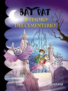 BAT PAT: EL TESORO DEL CEMENTERIO