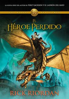 LOS HEROES DEL OLIMPO VOL. 1: EL HEROE PERDIDO