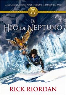 LOS HEROES DEL OLIMPO VOL. 2: EL HIJO DE NEPTUNO