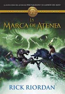 LOS HEROES DEL OLIMPO VOL. 3: LA MARCA DE ATENEA
