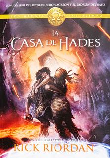 LOS HEROES DEL OLIMPO VOL. 4: LA CASA DE HADES