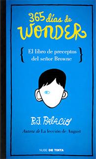 365 DIAS DE WONDER: EL LIBRO DE PRECEPTOS DEL SR....