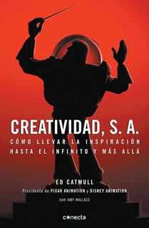 CREATIVIDAD, S. A. COMO LLEVAR LA INSPIRACION...