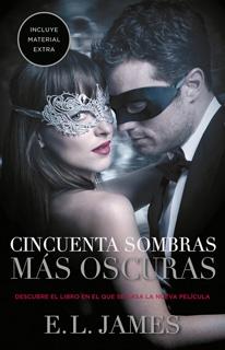 CINCUENTA SOMBRAS MAS OSCURAS (PORTADA DE LA...