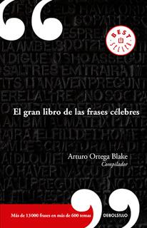 EL GRAN LIBRO DE LAS FRASES CELEBRES