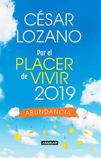 LIBRO AGENDA POR EL PLACER DE VIVIR 2019...