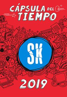 LIBRO AGENDA CAPSULA DEL TIEMPO 2019