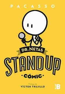 DR NETAS: STAND UP COMIC