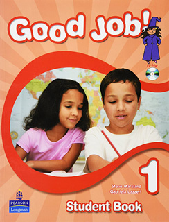 GOOD JOB 1 STUDENT BOOK (INCLUDE CD)
