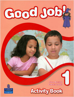 GOOD JOB 1 ACTIVITY BOOK