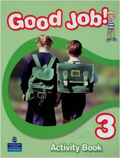 GOOD JOB 3 ACTIVITY BOOK