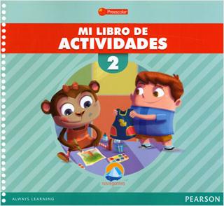 MI LIBRO DE ACTIVIDADES 2 NAVEGANTES PREESCOLAR