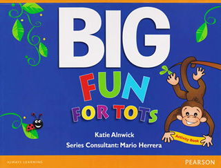 BIG FUN: FOR TOTS ACTIVITY BOOK