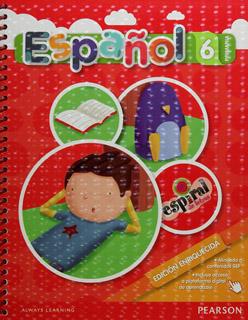 ESPAÑOL 6 PRIMARIA ESPIRAL DE LETRAS (NUEVA EDICION)
