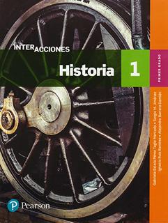 HISTORIA 1 SECUNDARIA (INTERACCIONES)