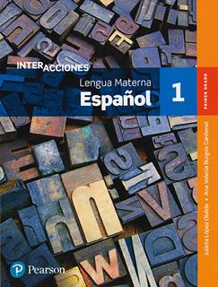 LENGUA MATERNA ESPAÑOL 1 (INTERACCIONES)