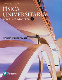 SEARS Y ZEMANSKY: FISICA UNIVERSITARIA VOL. 1 CON...