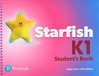 STARFISH K1 STUDENTS BOOK