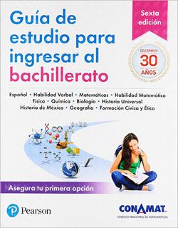 GUIA DE ESTUDIO PARA INGRESAR AL BACHILLERATO (EXANI)