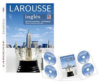 LAROUSSE INGLES METODO INTEGRAL INTERMEDIO (4 CDS)