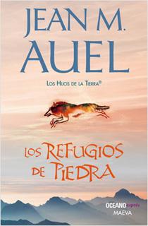LOS HIJOS DE LA TIERRA 5: LOS REFUGIOS DE PIEDRA...