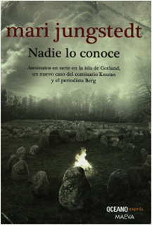 NADIE LO CONOCE (BOLSILLO)