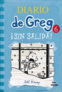 DIARIO DE GREG 6: ¡SIN SALIDA!
