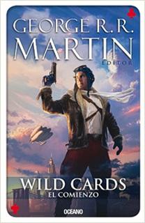 WILD CARDS VOL. 1: EL COMIENZO