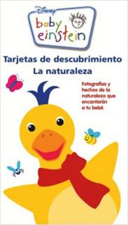 BABY EINSTEIN: TARJETAS DE DESCUBRIMIENTO DE LA...