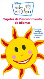 BABY EINSTEIN: TARJETAS DE DESCUBRIMIENTO DE...