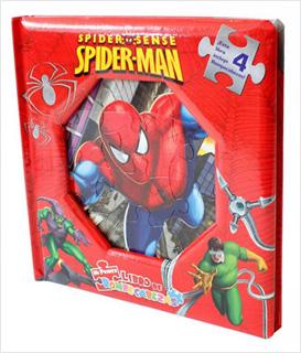 SPIDER-MAN SPIDER SENSE 2 (LIBRO CON 4...