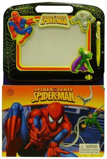 SERIE APRENDIZAJE: SPIDER-MAN SPIDER SENSE