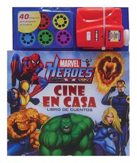 CINE EN CASA: HEROES