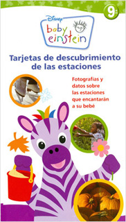 BABY EINSTEIN: TARJETAS DE DESCUBRIMIENTO DE LAS...