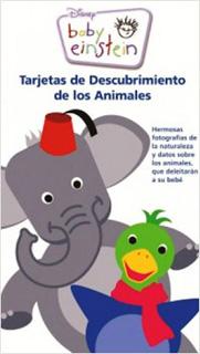 BABY EINSTEIN: TARJETAS DE DESCUBRIMIENTO DE LOS...