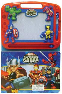 SERIE APRENDIZAJE: SUPER HERO SQUAD