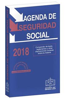 2018 AGENDA DE SEGURIDAD SOCIAL