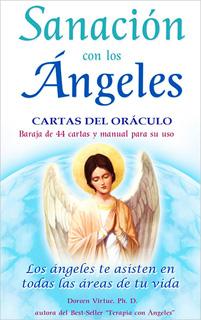 SANACION CON LOS ANGELES: CARTAS DEL ORACULO