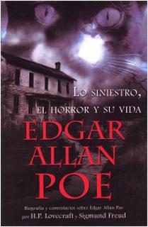 LO SINIESTRO, EL HORROR Y SU VIDA EDGAR ALLAN POE
