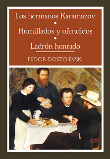 LOS HERMANOS KARAMAZOV - HUMILLADOS Y OFENDIDOS -...