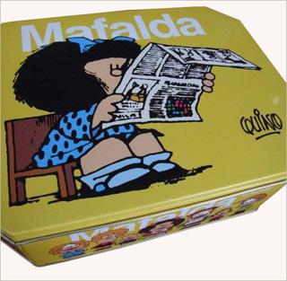 MAFALDA (ESTUCHE CON 12 TOMOS)